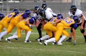 Frosh Football vs. Liberty