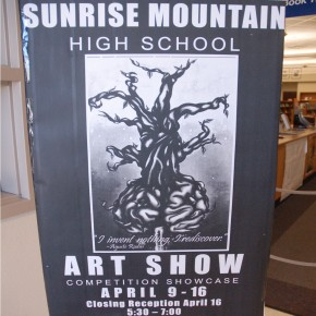 Art show winners announced