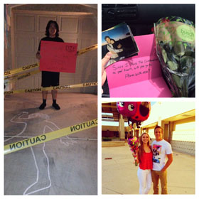 Students get asked to Prom