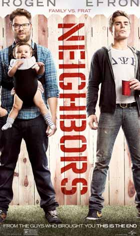 """Neighbors"" hypes up students toward the end of the school year"