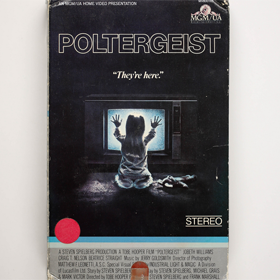 Arrival of Poltergeist movie anticipated